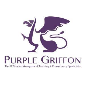 Purple Griffon logo 600x600