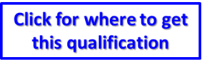 Where to get qualification